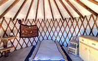 Hadas Yurt (plus € 910,-)