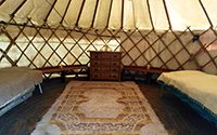 Lucida Yurt (plus € 910,-)